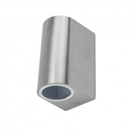 Applique da esterno Bidirezionale GU10 Silver