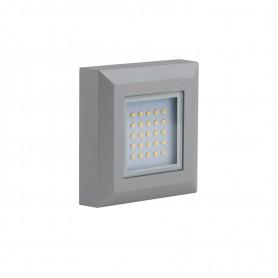 Lampada LED Segnapasso 3W- Grigio