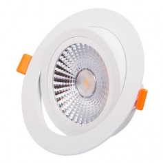 Faro LED da incasso ORIENTABILE 12W