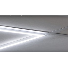 Pannello A LED 40W a Cornice
