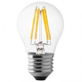 Lampadina LED G45-E27 a Filamento 4W