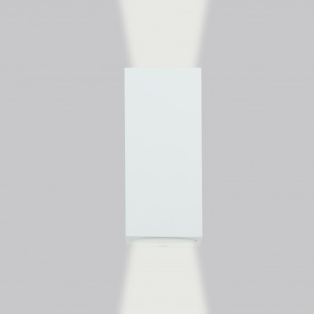 AppliqueQuadrata Bidirezionale - GU10 Bianco
