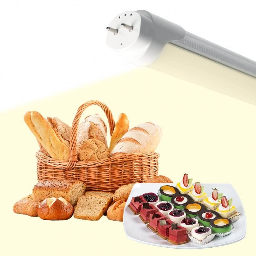 Schema Elettrico Per Neon A Led : Tubo led 120cm 20w pane e prodotti da forno