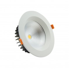 Faro LED da Incasso 30W - foro ø190mm