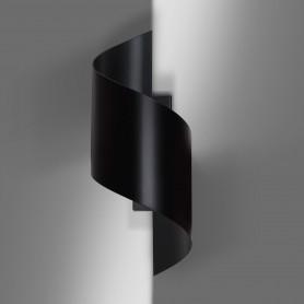 Lampada da parete SPINER BLACK