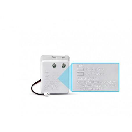 Mini Alimentatore per Dimmer Touch da Parete - Compatibile con 503