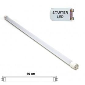 Tubo LED T8 8W da 60 cm - Starter Incluso - ACQUISTO MINIMO 20PZ