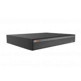 Videoregistratore XVR 16 Canali H.265+ AHD/TVI/CVI + IP