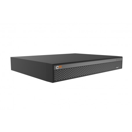 """NVR 16CH H.265+ PAL 16CH H.265+ NVR EU Support 4K IPC With 2 SATA Hard Disk Interfaces (3.5"""" SATA, Up to 12TB)"""