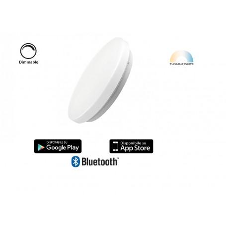 Plafoniera led smart wifi