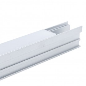 Profilo Calpestabile da Incasso 1m (per Strisce LED)