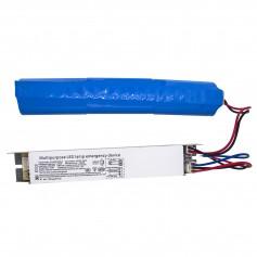 Kit Di Emergenza Per tubi LED T8 max 20W