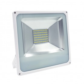 Faro LED White 50W - Slim Essential