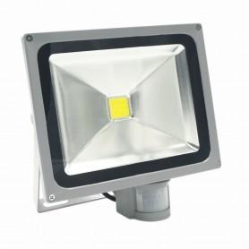 Faro LED 30W - Sensore Movimento e Crepuscolare